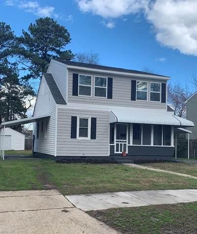 1004 Winward Rd, Norfolk, VA 23513 (MLS #10303615) :: Chantel Ray Real Estate