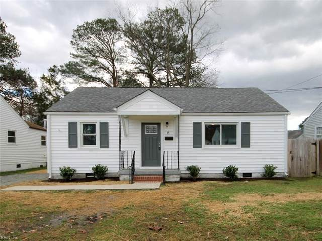 6 Travis Pl, Portsmouth, VA 23702 (#10303619) :: Berkshire Hathaway HomeServices Towne Realty