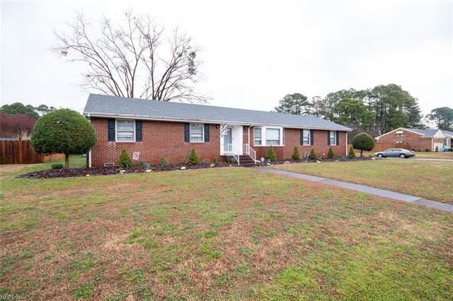 5600 Springwood Dr, Portsmouth, VA 23703 (MLS #10303622) :: Chantel Ray Real Estate