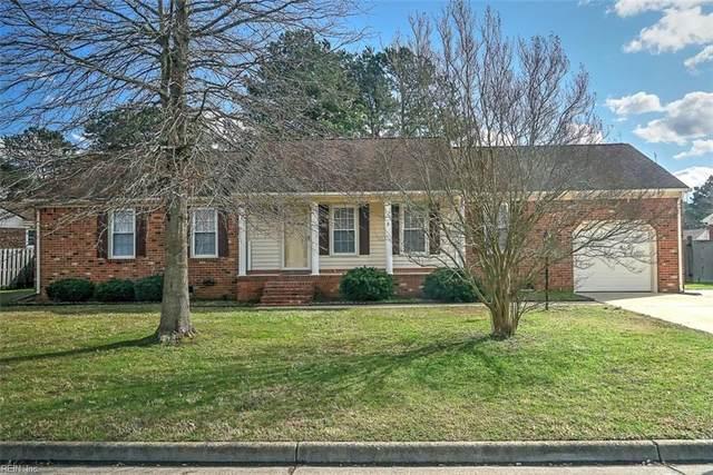 713 Shadowood Ln, Chesapeake, VA 23322 (MLS #10303645) :: Chantel Ray Real Estate