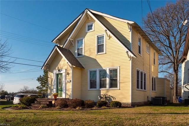 1632 Mathews Ter, Portsmouth, VA 23704 (MLS #10303659) :: Chantel Ray Real Estate