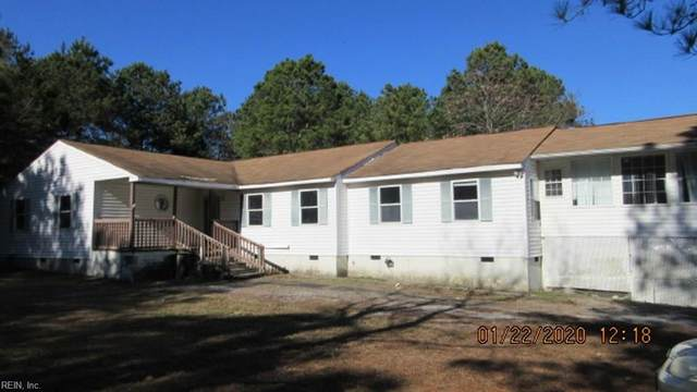 17375 Days Point Rd, Isle of Wight County, VA 23430 (MLS #10303661) :: Chantel Ray Real Estate