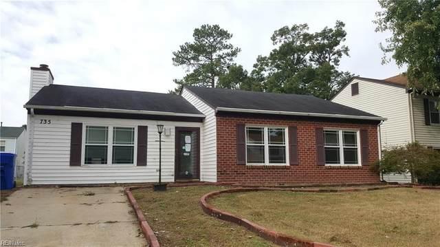 735 Flagship Dr, Newport News, VA 23608 (#10303684) :: Rocket Real Estate