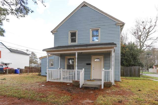 48 Gillis Rd, Portsmouth, VA 23702 (#10303685) :: Berkshire Hathaway HomeServices Towne Realty