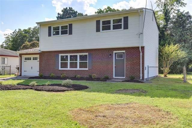 535 Woodland Rd, Hampton, VA 23669 (#10303686) :: Abbitt Realty Co.