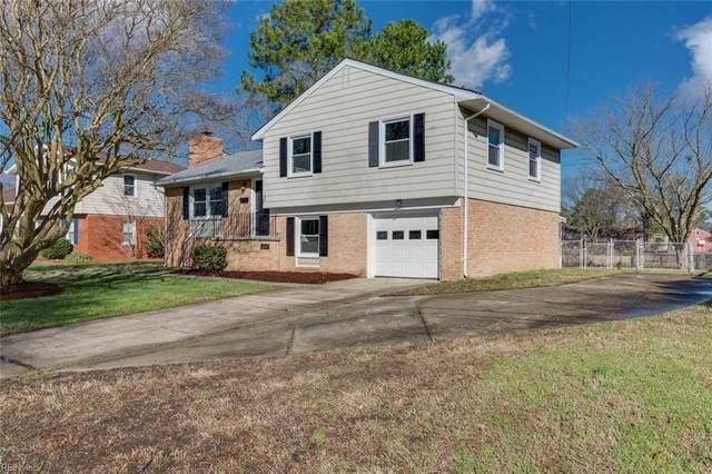 22 Wheatland Dr, Hampton, VA 23666 (MLS #10303689) :: Chantel Ray Real Estate