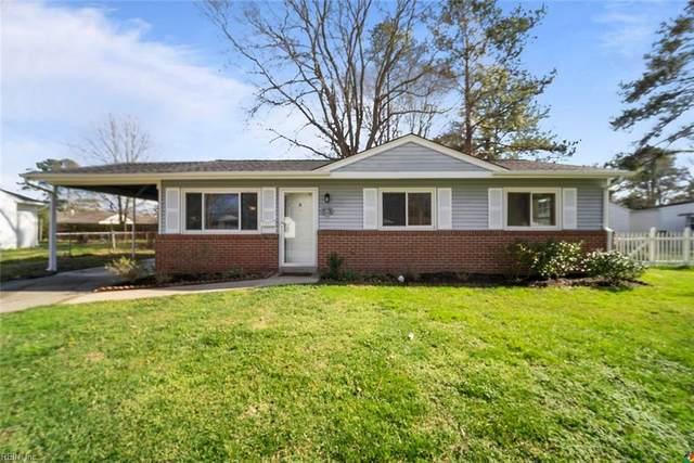 244 Melinda Pl, Virginia Beach, VA 23452 (MLS #10303708) :: Chantel Ray Real Estate