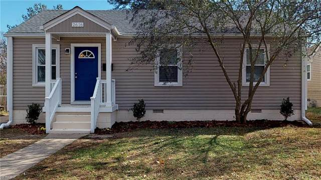 2616 Lens Ave, Norfolk, VA 23509 (MLS #10303748) :: Chantel Ray Real Estate
