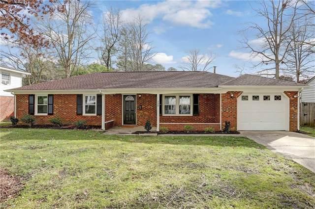 740 Jouett Dr, Newport News, VA 23608 (MLS #10303759) :: Chantel Ray Real Estate