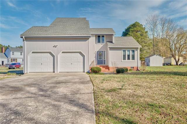 30445 Martin Dr, Southampton County, VA 23851 (#10303767) :: Encompass Real Estate Solutions