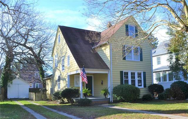 1135 Lexan Ave, Norfolk, VA 23508 (MLS #10303781) :: Chantel Ray Real Estate
