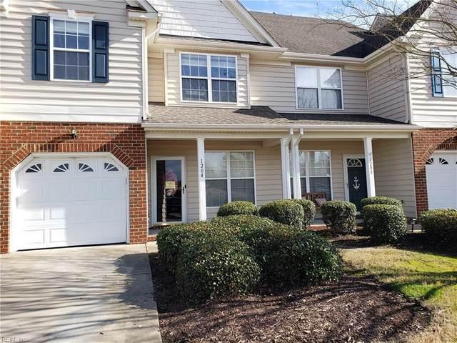 1204 Island Park Cir, Suffolk, VA 23435 (MLS #10303791) :: Chantel Ray Real Estate