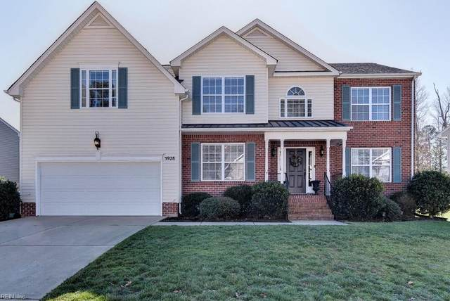 3928 St Erics Turn, James City County, VA 23185 (#10303810) :: Berkshire Hathaway HomeServices Towne Realty