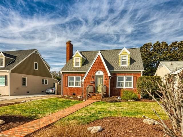 911 Chesapeake Ave, Hampton, VA 23661 (#10303812) :: Austin James Realty LLC