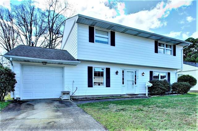 36 Sacramento Dr, Hampton, VA 23666 (MLS #10303847) :: Chantel Ray Real Estate