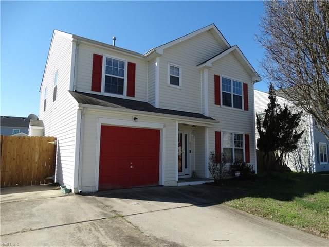 211 Jouster Way, Suffolk, VA 23434 (MLS #10303852) :: Chantel Ray Real Estate