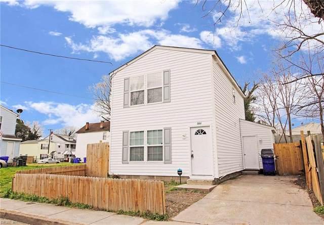 1661 Hunter St, Norfolk, VA 23504 (MLS #10303862) :: Chantel Ray Real Estate