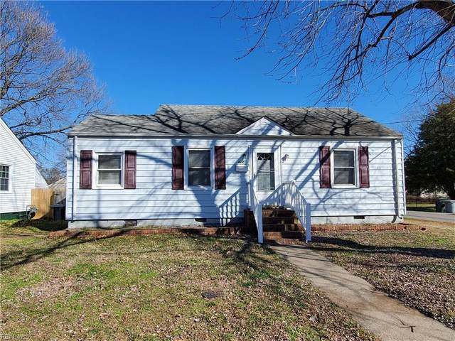 422 Clovelly Ln, Hampton, VA 23669 (#10303876) :: Berkshire Hathaway HomeServices Towne Realty
