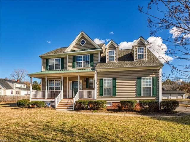 1356 Big Bethel Rd, Hampton, VA 23666 (MLS #10303879) :: Chantel Ray Real Estate
