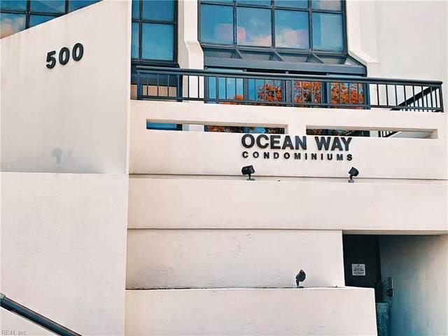 500 Winston Salem Ave #505, Virginia Beach, VA 23451 (#10303882) :: Berkshire Hathaway HomeServices Towne Realty