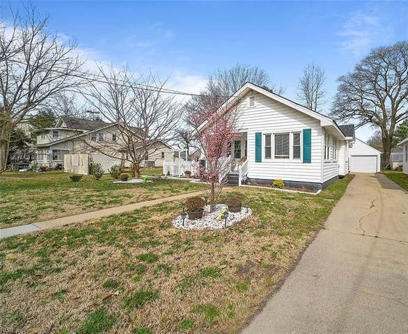 2806 Eustis Ave, Chesapeake, VA 23325 (MLS #10303886) :: AtCoastal Realty