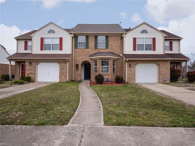 160 Westview Dr, Hampton, VA 23666 (#10303896) :: Berkshire Hathaway HomeServices Towne Realty