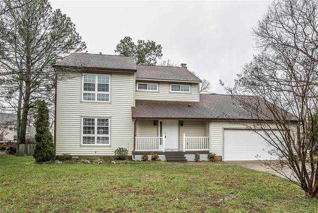 46 Chowning Dr, Hampton, VA 23664 (MLS #10303905) :: Chantel Ray Real Estate