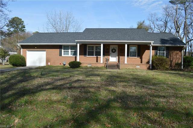 130 Kitty Dr, York County, VA 23692 (MLS #10303908) :: Chantel Ray Real Estate