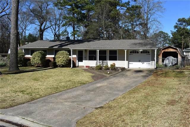 2649 Plumlee Dr, Chesapeake, VA 23323 (#10303913) :: Austin James Realty LLC