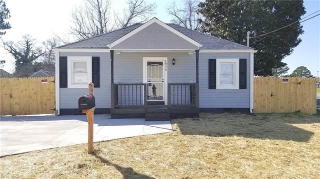 1929 Garrett St, Portsmouth, VA 23702 (#10303923) :: Berkshire Hathaway HomeServices Towne Realty