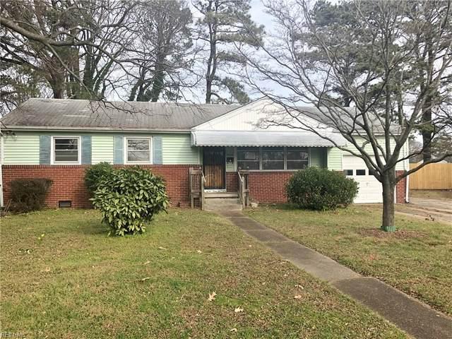 8008 Arrowwood Ct, Norfolk, VA 23518 (#10303930) :: Kristie Weaver, REALTOR