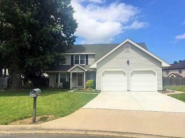 904 Copley Ct, Chesapeake, VA 23320 (MLS #10303936) :: Chantel Ray Real Estate