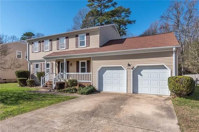 217 Drummonds Way, Hampton, VA 23669 (MLS #10303947) :: Chantel Ray Real Estate