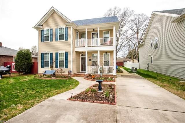 1203 Elder Ave, Chesapeake, VA 23325 (MLS #10303975) :: AtCoastal Realty