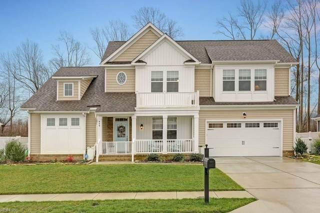 429 Graphite Trl, Chesapeake, VA 23320 (MLS #10303986) :: Chantel Ray Real Estate