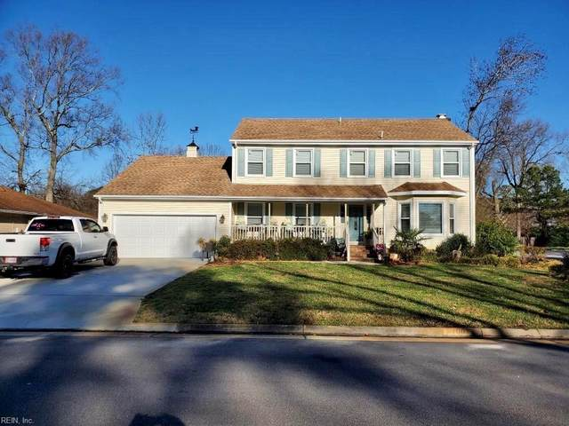 2100 Mitchell Cir, Virginia Beach, VA 23454 (#10303987) :: Kristie Weaver, REALTOR