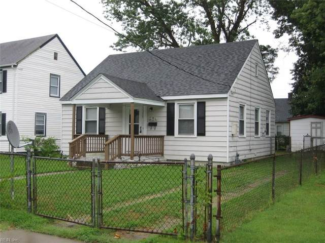 934 19th St, Newport News, VA 23607 (MLS #10303999) :: Chantel Ray Real Estate