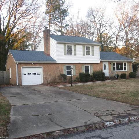 4008 Tarnywood Dr, Portsmouth, VA 23703 (MLS #10304025) :: Chantel Ray Real Estate