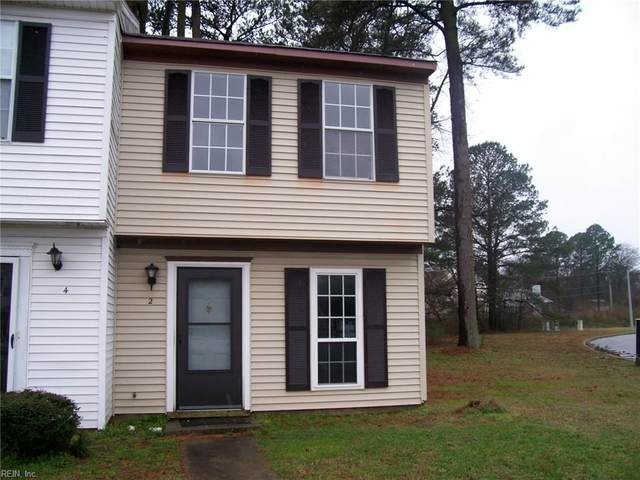 2 Peachtree Ct, Portsmouth, VA 23703 (MLS #10304039) :: Chantel Ray Real Estate