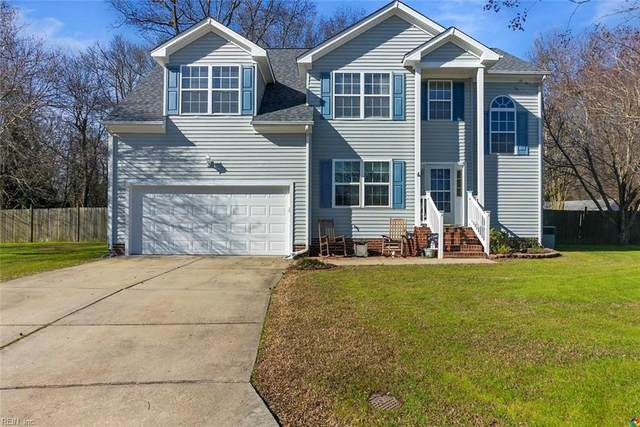 301 Page Pl, Suffolk, VA 23435 (#10304057) :: Berkshire Hathaway HomeServices Towne Realty