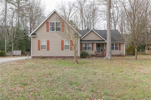 520 Hickory Cres, Isle of Wight County, VA 23430 (MLS #10304079) :: Chantel Ray Real Estate