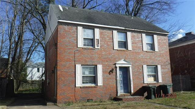 130 Burns St, Hampton, VA 23669 (#10304114) :: Rocket Real Estate