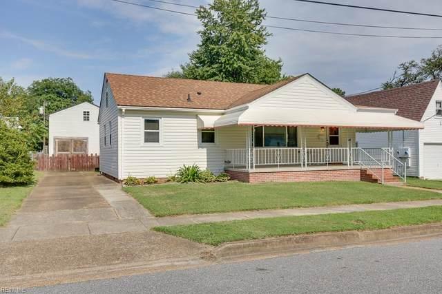 3806 Wayne Cir, Norfolk, VA 23513 (MLS #10304116) :: Chantel Ray Real Estate