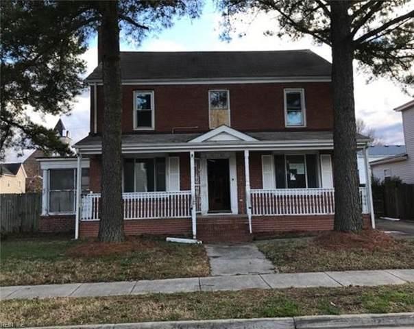 1505 Summit Ave, Portsmouth, VA 23704 (MLS #10304137) :: Chantel Ray Real Estate