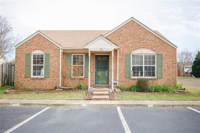 35 N Lake Loop, Hampton, VA 23666 (MLS #10304211) :: Chantel Ray Real Estate