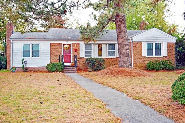 9 Saint Albans Drive Dr, Hampton, VA 23669 (MLS #10304260) :: Chantel Ray Real Estate