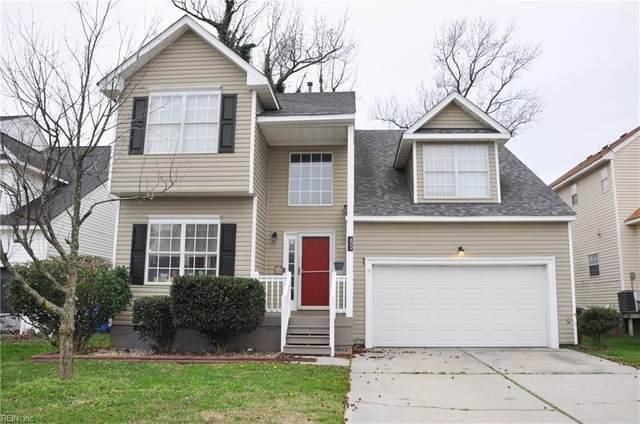 602 Tuskegee Ave, Chesapeake, VA 23320 (MLS #10304295) :: Chantel Ray Real Estate