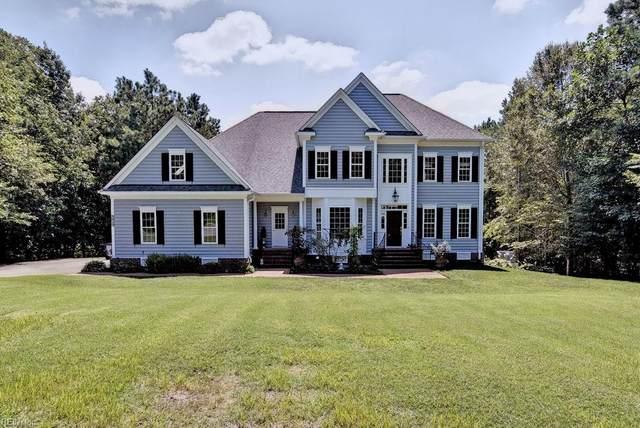 5019 Fenton Mill Rd, James City County, VA 23188 (#10304336) :: Kristie Weaver, REALTOR