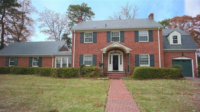 146 W Belvedere Rd, Norfolk, VA 23505 (MLS #10304341) :: Chantel Ray Real Estate