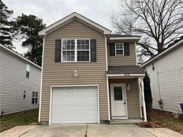 720 Milby Dr, Chesapeake, VA 23325 (MLS #10304355) :: Chantel Ray Real Estate
